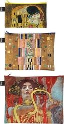 Saszetki Zip Pockets Museum 3 szt. Klimt