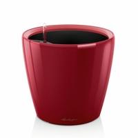 Donica lechuza classico ls - scarlet red - 35cm, połysk - czerwony