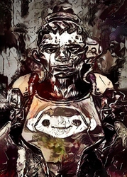 Legends of bedlam - lucio, overwatch - plakat wymiar do wyboru: 30x40 cm