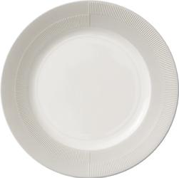 Duży talerz obiadowy 27 cm Rosendahl Duet szary 21202