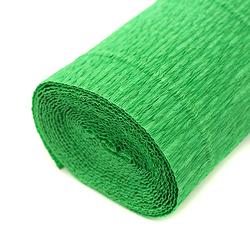 Krepina włoska - zielony - ZIEL