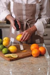 Tarka kuchenna premium zester microplane różowa 46920