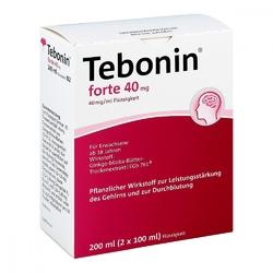 Tebonin forte 40 mg loesung