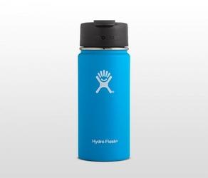 Kubek termiczny hydro flask 473 ml coffee wide mouth jasnoniebieski