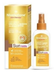 Nivelazione skin therapy sun mleczko wodoodporne do opalania dla dzieci spf50 150ml