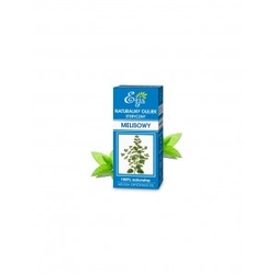 Olejek eteryczny melisowy mellisa officinalis oil 10ml etja
