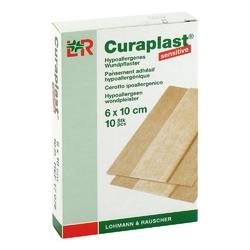 Curaplast sensitive wundschn.verband 6x10cm