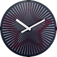 Zegar ścienny Motion Star Nextime 30 cm - pulsująca gwiazda 32233128