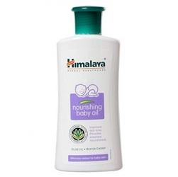 Odżywczy olejek dla dzieci z oliwą z oliwek i zimową wiśnią, 200ml, himalaya nourishing baby oil  wyprzedaź