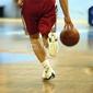 Tapeta ścienna koszykówka