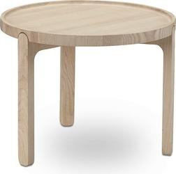 Stolik Indskud 48 cm naturalne drewno