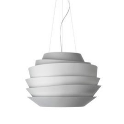 Foscarini :: lampa wisząca el solei bianco biała