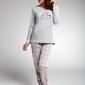 Cornette 627161 winter day piżama damska