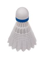Lotki do badmintona vivo nylon białe 6szt blue-medium speed c-600