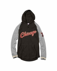 Bluza z kapturem Mitchell  Ness NBA Chicago Bulls Slugfest Lightweight - Bulls