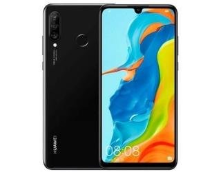 Huawei Smartfon P30 Lite 4128GB Dual SIM Czarny
