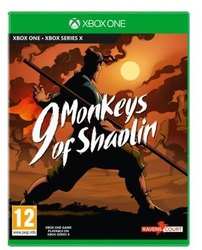 Koch gra xone 9 monkeys of shaolin