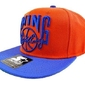 Czapka nba starter patrick ewing snapback new york knicks orange