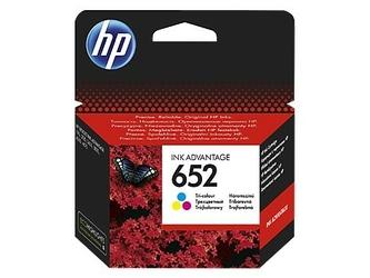 HP Oryginalny tusz 652 KOLOR F6V24AE
