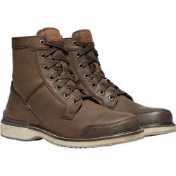 Buty miejskie męskie keen eastin boot - brązowy
