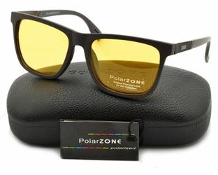 Rozjaśniające okulary nerdy do jazdy nocą dla kierowców polaryzacyjne polarzone pol-309y-2