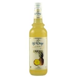 syrop barmański, do drinków ananas 700 ml