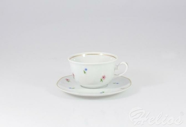 Filiżanka do herbaty 0,20 l ze spodkiem - 0112 JASTRA