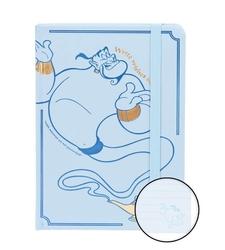 Aladdin write wishes here notes skórzany a5 z gumką
