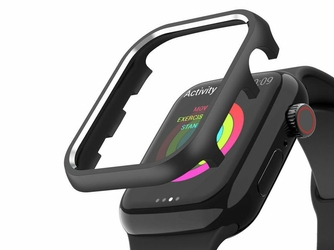 Etui nakładka Alogy do Apple Watch 4 42mm Black