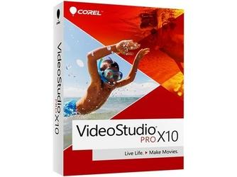 Corel VideoStudio Pro X10 ML EU  VSPRX10MLMBEU