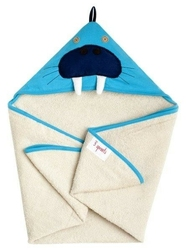 Ręcznik z kapturkiem - mors