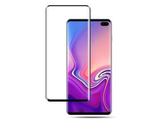 Szkło mocolo tg+3d mini case friendly do samsung galaxy s10 czarne