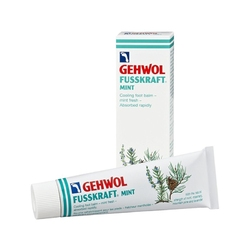 Gehwol balsam chłodzący do stóp fusskraft mint - 75 ml