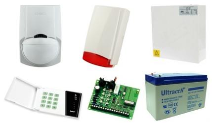 Alarm satel ca-4 led 1xlc-100 pi, syg. zew. spl-5010r - szybka dostawa lub możliwość odbioru w 39 miastach