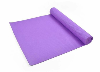Mata do ćwiczeń Jogi Yoga Fitness - Fioletowa