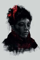 Eva Green - plakat premium Wymiar do wyboru: 21x29,7 cm