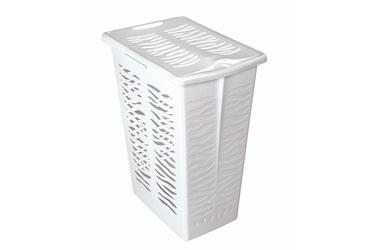 Branq zebra kosz na pranie 30 l biały