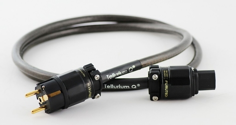 Tellurium q black power cable długość: 2 m