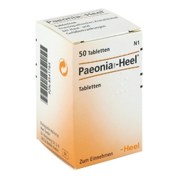 Paeonia comp. heel tabletki