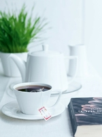 Filiżanka ze spodkiem do herbaty rosendahl grand cru 7 cm 20451