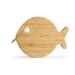Bambusowa deska do serwowania i krojenia Rybka Seafood Sagaform