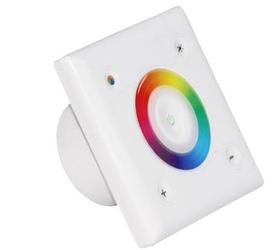 Dotykowy sterownik LED RGB do zabudowy 3x3A MH