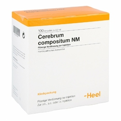 Cerebrum Compositum NM ampułki