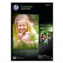 HP Everyday Glossy Photo P, foto papier, połysk, biały, A4, 200 gm2, 100 szt., Q2510A, atrament,do codziennego użytku
