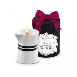 Sexshop - na romantyczny wypad świeca do masażu - petits joujoux massage candle rom. getaway 190 g  - online