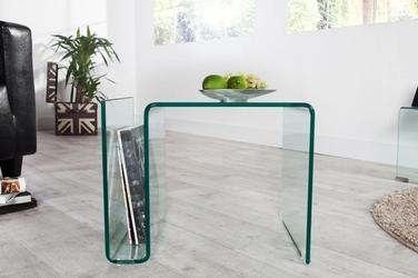 Ława szklana ghost – 50 cm