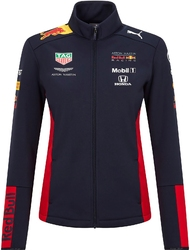 Kurtka damska softshell red bull racing 2020