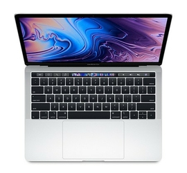 Apple MacBook Pro 13 Touch Bar, 2.4GHz quad-core 8th i516GB256GB SSDIris Plus Graphics 655 - Silver MV992ZEAR1