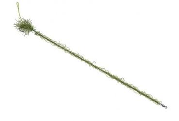 Przypon karpiowy strat fuzz spec -x ring 15lbs 8 weed