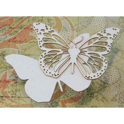 Ozdobny motyl ażurowy - 02 - 02